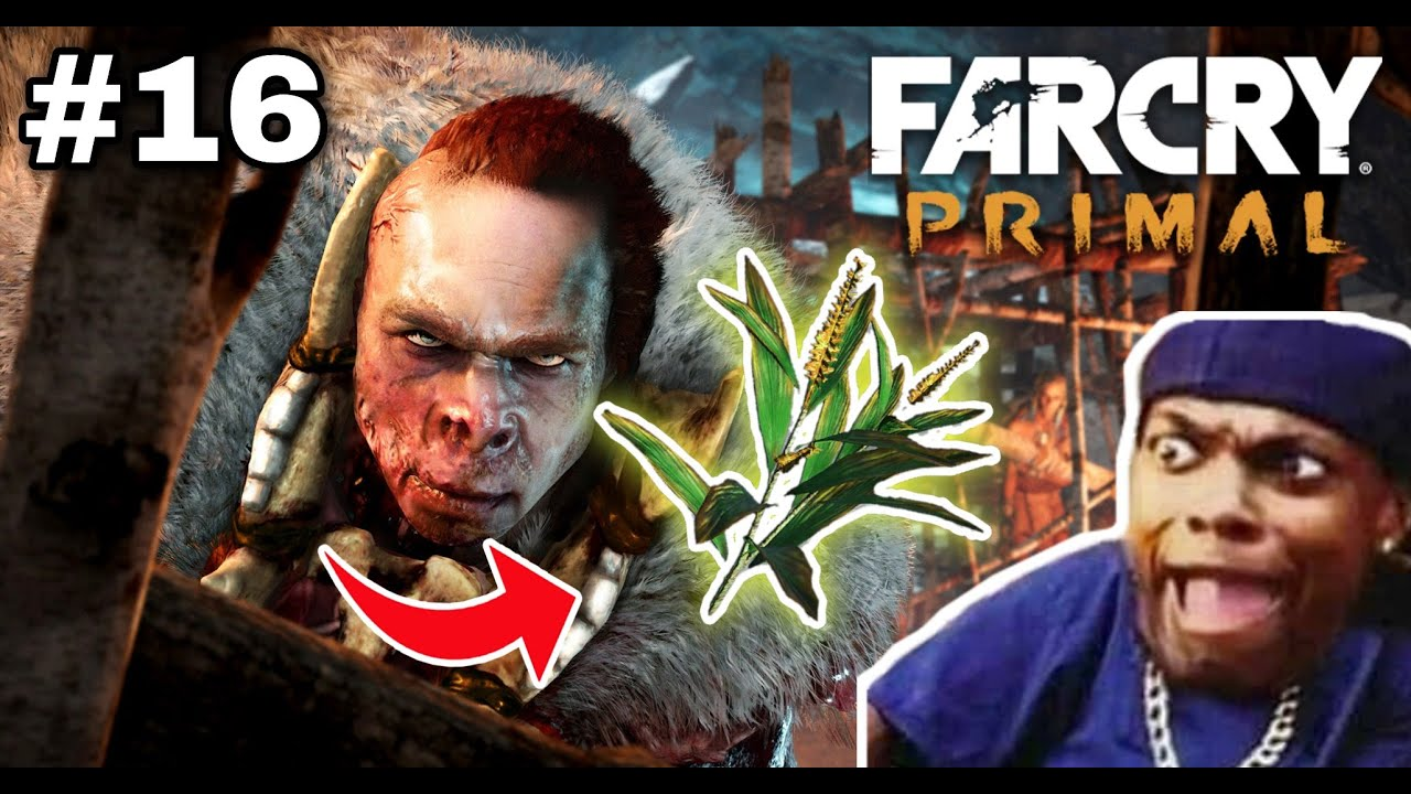 ទីបំផុតខ្ញុំរកឃើញវិធីទប់ទល់ជាមួយគ្រាប់បែកផោមហើយ !!! 😲😱 Far Cry Primal Part 16
