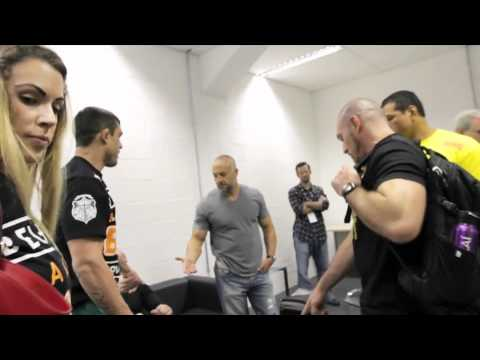 Dana White UFC 142 Vlog Day 2 - Dana White UFC 142 Vlog Day 2 is a behind the scenes look into UFC 142 weigh-ins.
