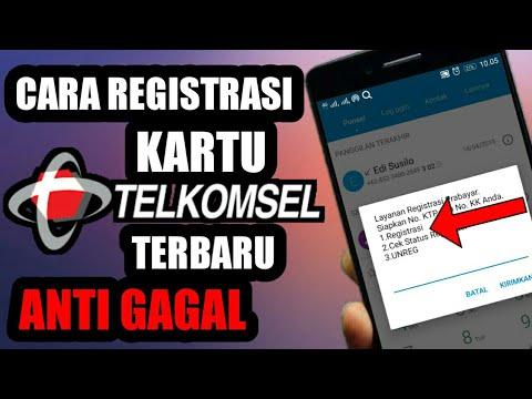 Registrasi Kartu SIM prabayar sudah dilaksanakan secara serentak kemaren 31 Oktober, Namun masih ban.
