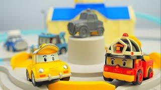 Робокар Полі нова серія Таксі Кеп БЕЗ ГАЛЬМ!!! Мультик про Машинки Іграшки для дітей