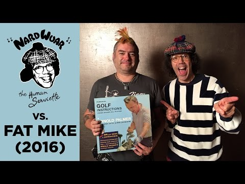 Nardwuar vs Fat Mike