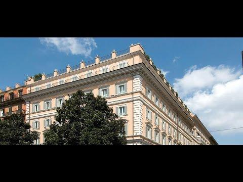 Jumeirah Grand Hotel Via Veneto Rome Italy Youtube