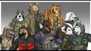 Furry S.T.A.L.K.E.R.-[подборка артов под музыку](Перезалив)