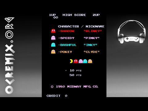 OC ReMix #28: Pac-Man 'Sinergia' [Start Music] By Sinergia