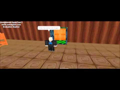 Trolling In Roblox: C4 Traps