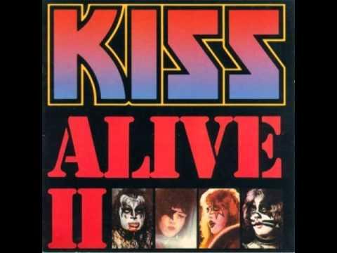 kiss love gun alive ii album 1978 youtube. Black Bedroom Furniture Sets. Home Design Ideas