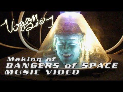 Vogon Poetry - Making of Dangers of Space - VLOG
