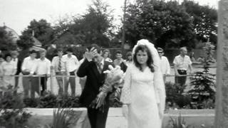 Свадьба моих родителей больше 40 лет назад.