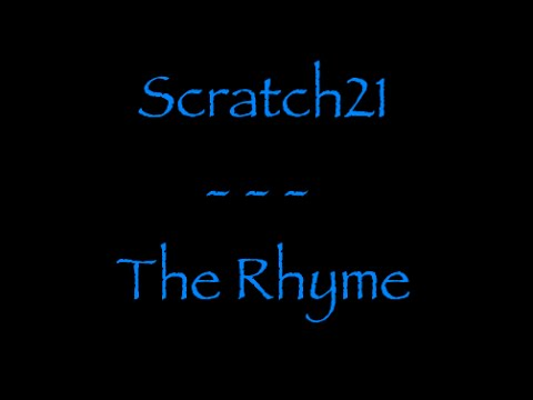 Lyrics traduction française - Scratch21 : The Rhyme