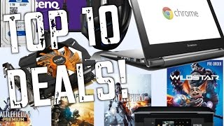 Top 10 PC & Gaming Deals of Early March 2015