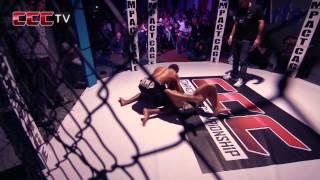 CCC - David Jardim vs Moreno - Compact Cage Championship Thumbnail