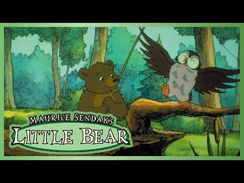 Little Bear | Birthday Soup / Polar Bear / Gone Fishing - Ep. 2