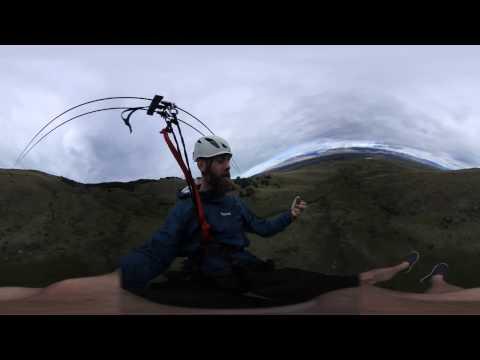 360 Cam Zipline El Calafate Argentina