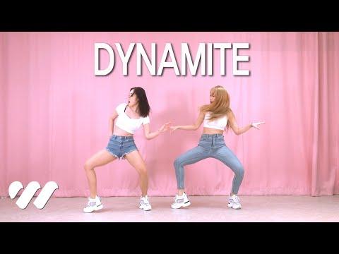 BTS (방탄소년단) 'Dynamite' 다이너마이트 cover dance WAVEYA 웨이브야