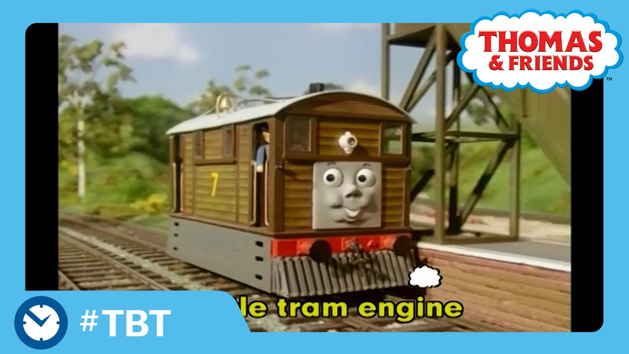 Toby | TBT | Thomas & Friends - YouTube