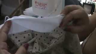 Manta para bebê por Ateliê Artesanato e Costura