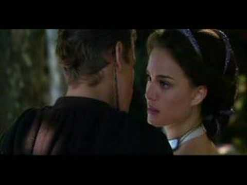 If I never knew you-Padme and Anakin