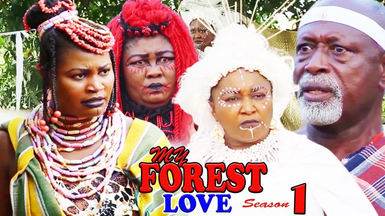 Download MY FOREST LOVE SEASON 1 {NEW HIT MOVIE} - CHIZZY ALICHI|LATEST NIGERIAN NOLLYWOOD MOVIE
