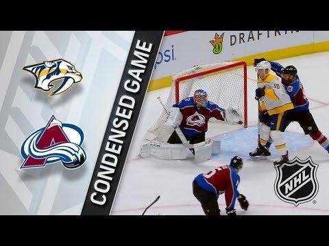 Nashville Predators vs Colorado Avalanche March 4, 2018 HIGHLIGHTS HD