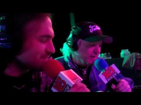 CURTIS & LUCKEY - Luckey Interview WKDF 103.3 - Billy Block
