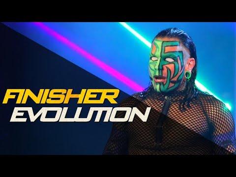 Jeff Hardy   Finisher Evolution 1998-2019