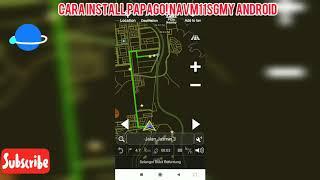Cara Install Papago! NaviM11SGMY Di Android Phone screenshot 4