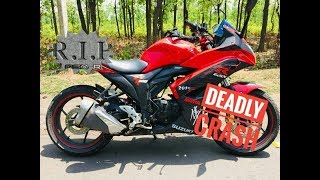 Met with a deadly Accident || RIP Gsx-r