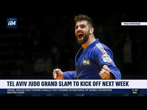 Tel Aviv Judo Grand Slam Kicks Off Next Week — Interview With Israel's Judoka Star Peter Paltchik