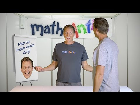 Math Antic - Simplifying Square Roots