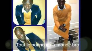 Joyeux anniversaire à toi Sékou Katilé