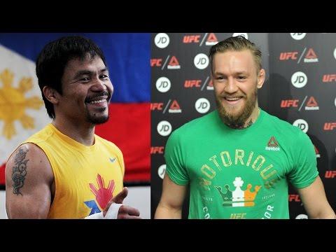 Почему боя Пакьяо vs. МакГрегор не будет, Нейт Диаз о своем возвращении в UFC