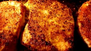 How To Make Awesome Cajun Pork Chops (healthy)