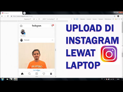 Cara upload video ke instagram dari pc/laptop dari google chrome extention. tanpa ribet harus mengat.