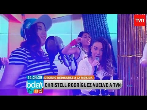 Christell - Quiereme / Johnny Sky Cover (BDT 2016)