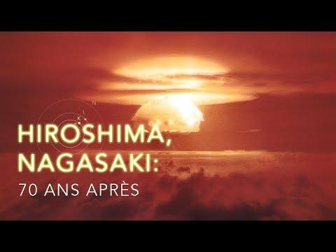 HIROSHIMA, NAGASAKI : 70 ans après
