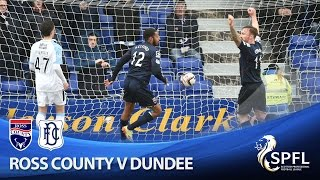 Staggies win again on dismal day for Dundee