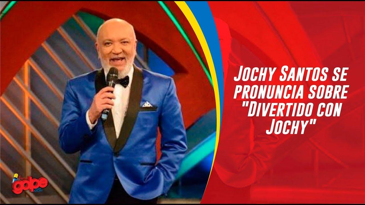 """Jochy - se pronuncia sobre """"Divertido con Jochy"""""""