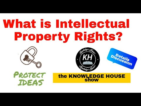 Intellectual Property Rights, Patents and Indian Patent Laws - IPR  [UPSC/SSC/All Government Exam] Mp3