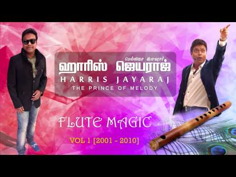 Harris Jayaraj Flute Magic in tracks vol 1
