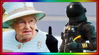 The Royal Family Hates Fortnite - Fortnite Highlights