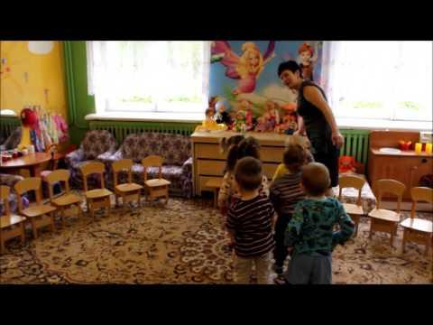 Откытое занятие для группы раннего возраста
