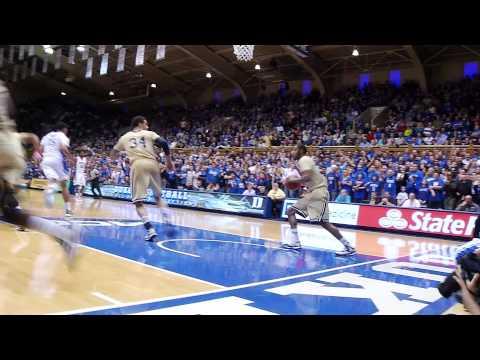 Derrick Brooks Big Block vs Duke