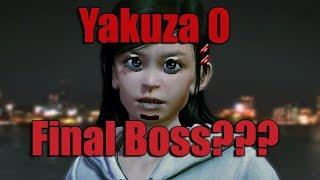 Yakuza 0 - Minamida's Greatest Weapon
