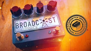 Hudson Electronics Broadcast Dual Footswitch (Demo)