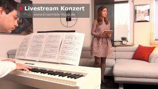 13. Livestream-Konzert aus dem Wohnzimmer - 18.04.2021 - Düsseldorf