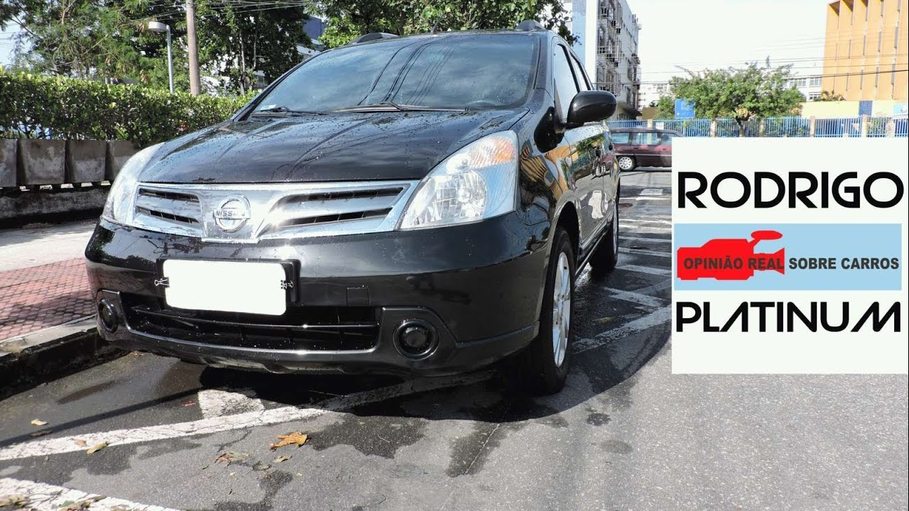 Nissan Livina é bom Opinião Real do Dono Detalhes Parte 1
