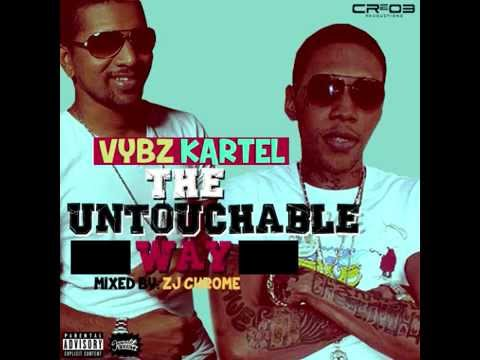 ZJ Chrome Presents: Vybz Kartel - The Untouchable Way (Mixtape)