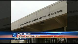 Possible terror attacks in South Africa: Martin Ewi