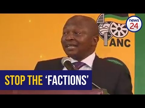 Factions are 'cracking' the movement - Mpumalanga ANC Chair