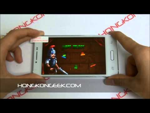 - UNBOXING AND TEST - CHINESE SMARTPHONE H-MOBILE G850 ANDROID 4.2